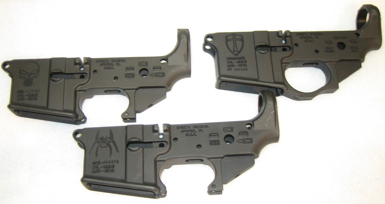 Spikes Stripped Lowers