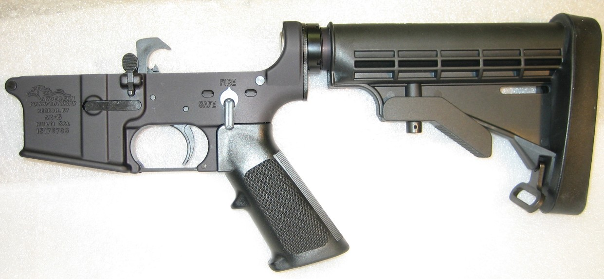 Anderson Complete Lower